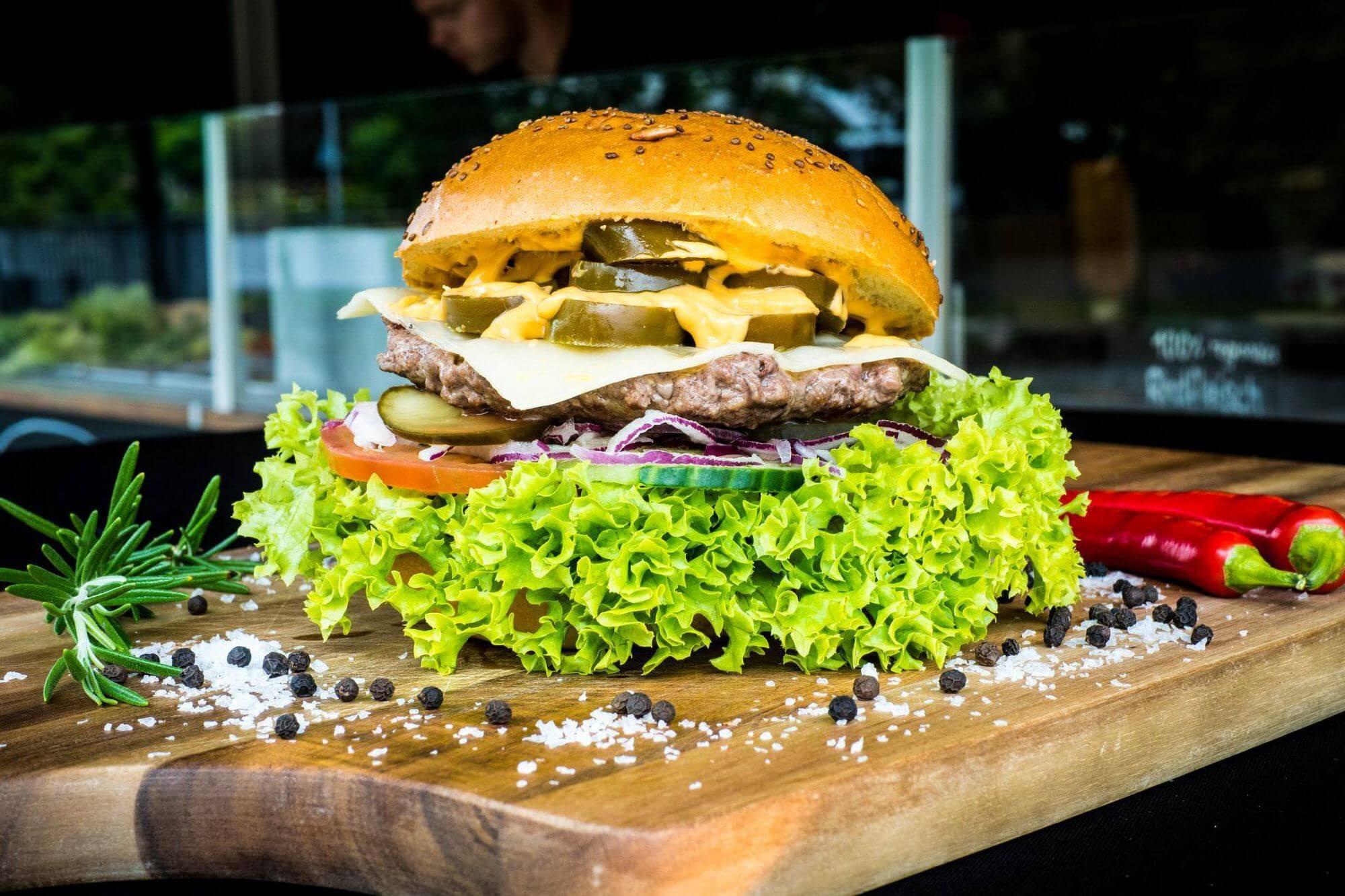 Lieblingsburger Burger Fritten Streetfood Foodtruck Catering